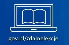 Zdalne lekcje - gov.pl/zdalnelekcje